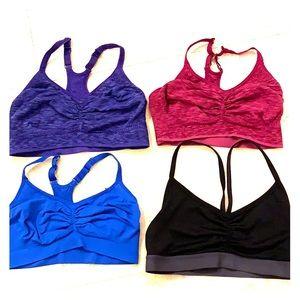 Old navy sports bras